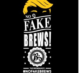 No Fake Brews Logo
